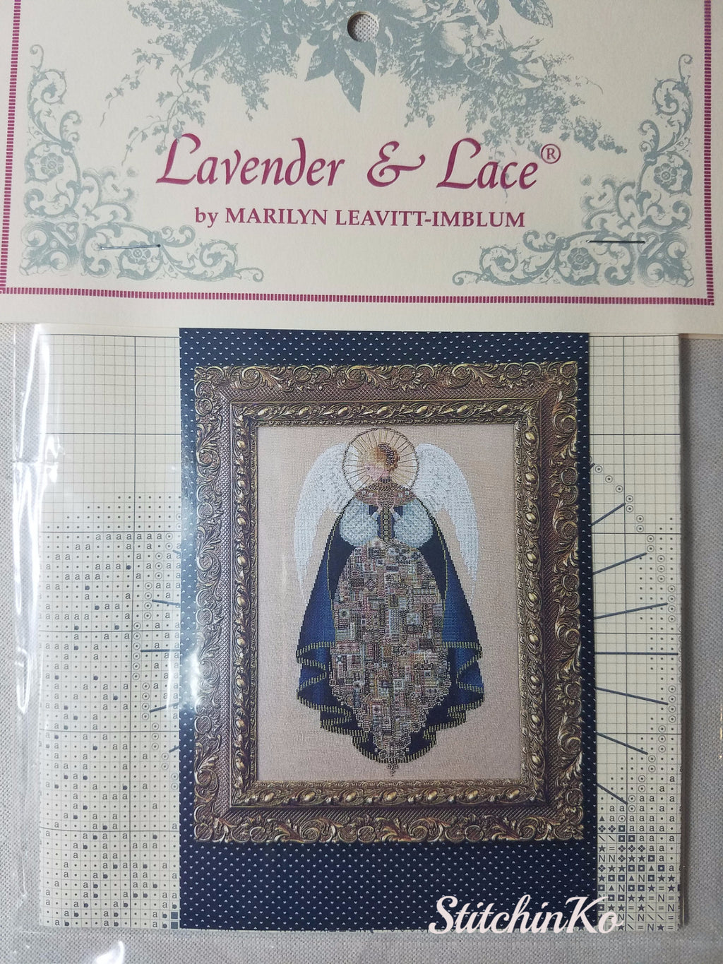 ~ LL25 ~ Angel Of Love ~ Lavender & Lace