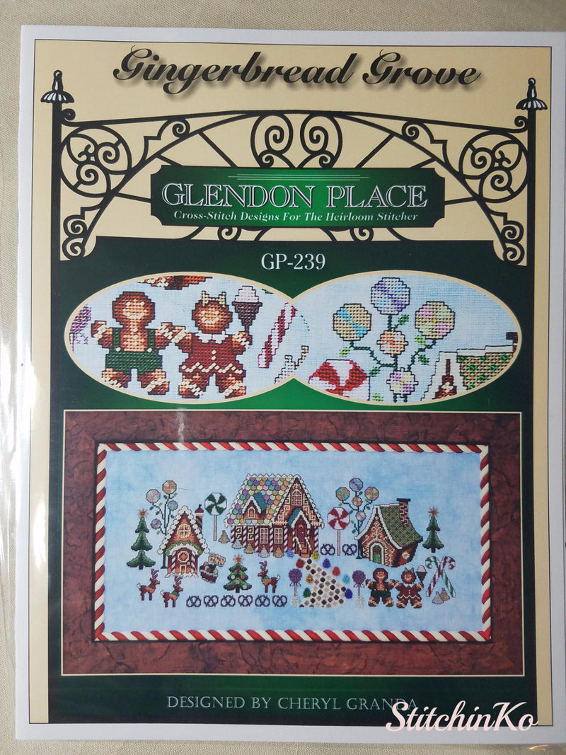 Gingerbread Grove ~  Glendon Place