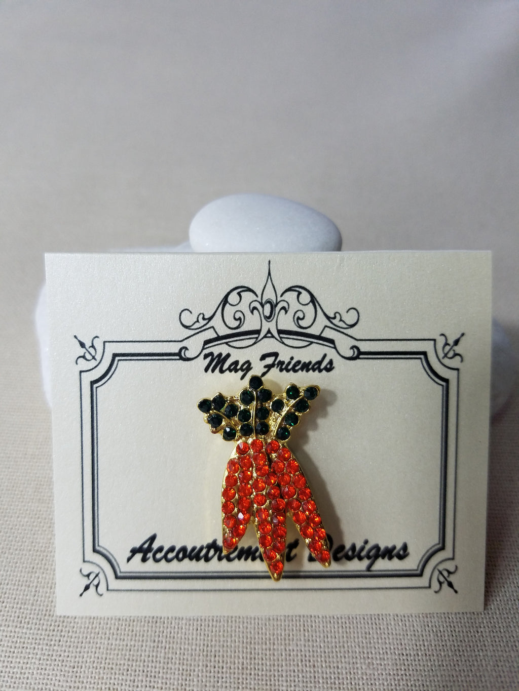 Glamorous ~ Carrot ~ Accoutrement Magnet