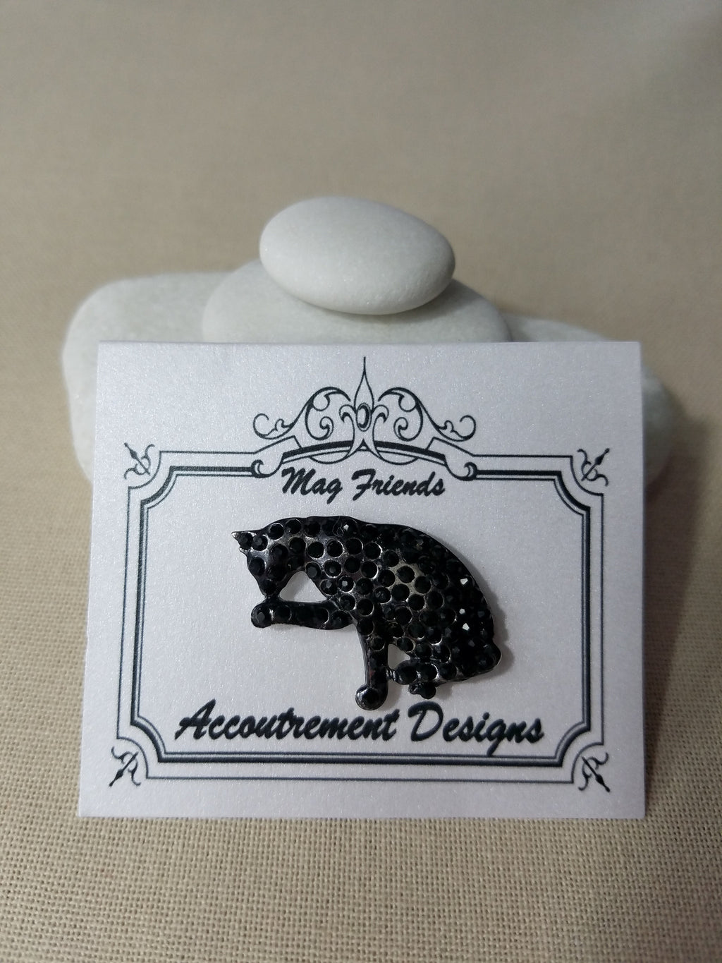 Glamorous ~ Kitty Cat ~ Accoutrement Magnet