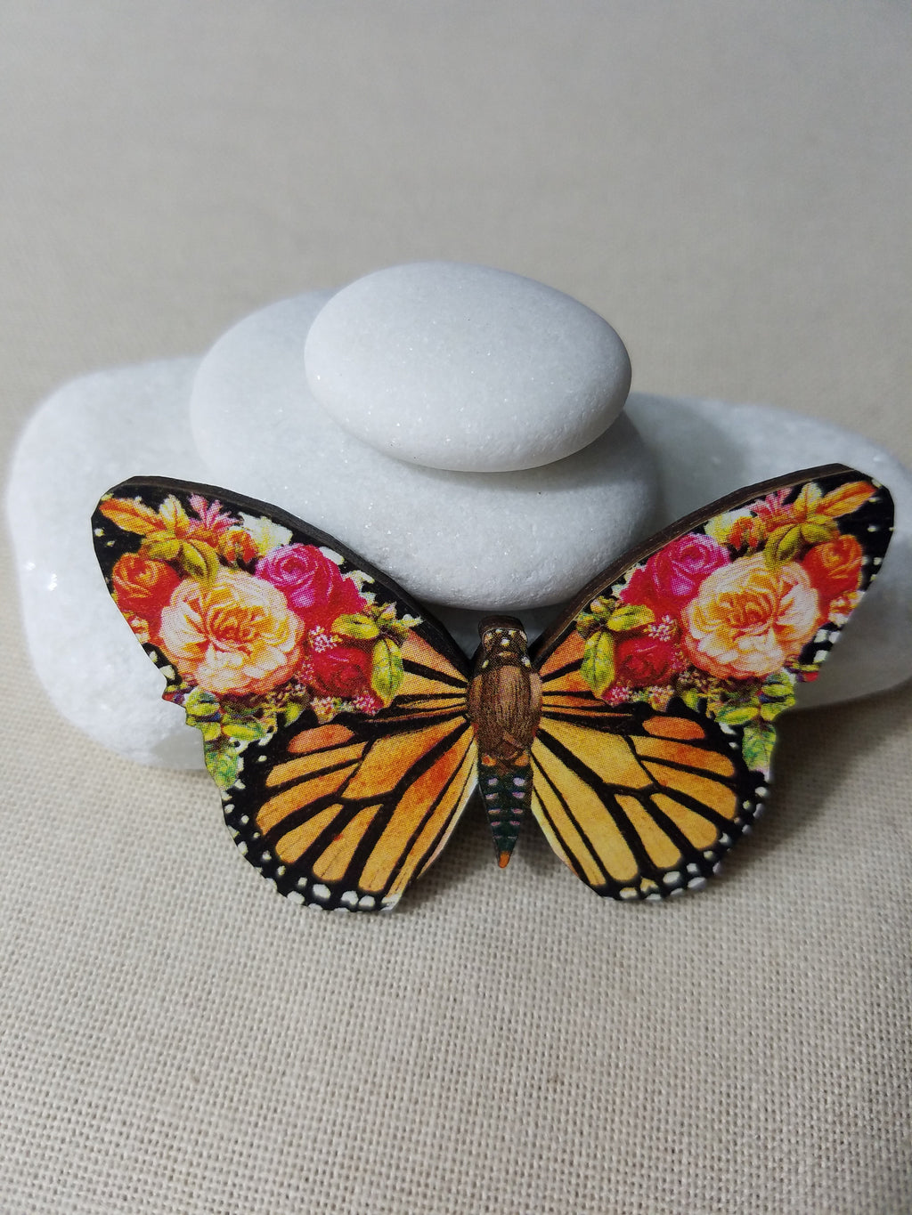 ~ Needleminder ~ Vintage Butterfly 2