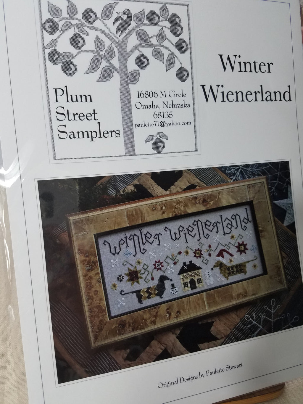 Winter Wienerland ~ Plum Street Samplers
