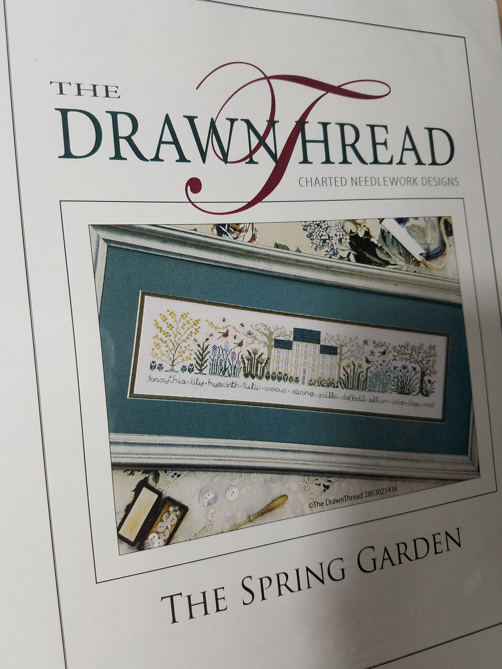 THE SPRING GARDEN ~ The Drawn Thread