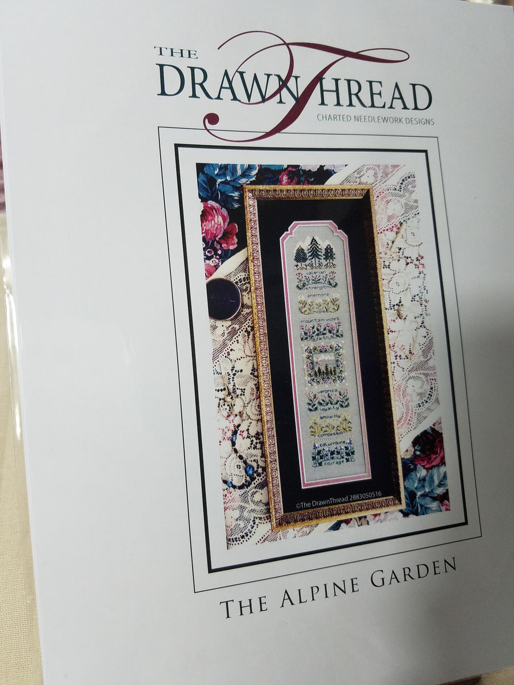 THE ALPINE GARDEN ~ The Drawn Thread