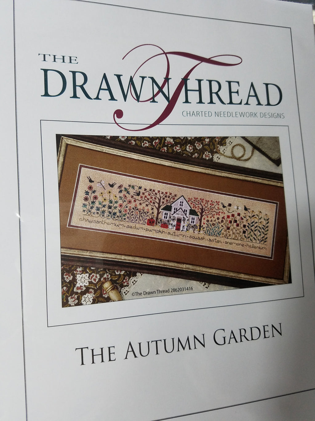 THE AUTUMN GARDEN ~ The Drawn Thread