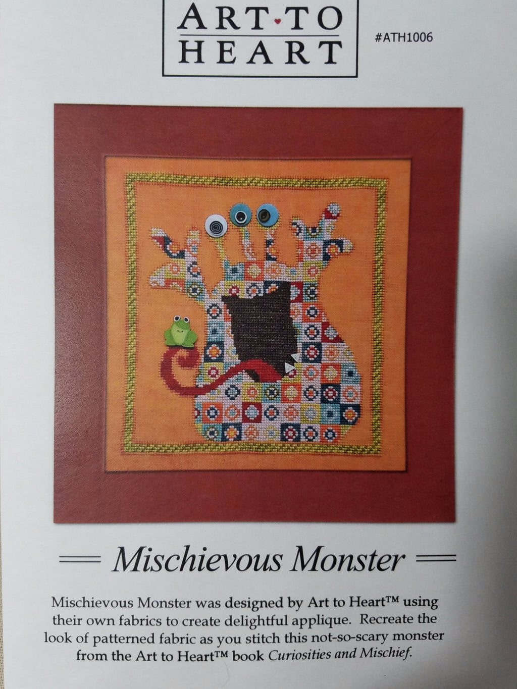 ~ Mischievous Monster ~ Just Another Button