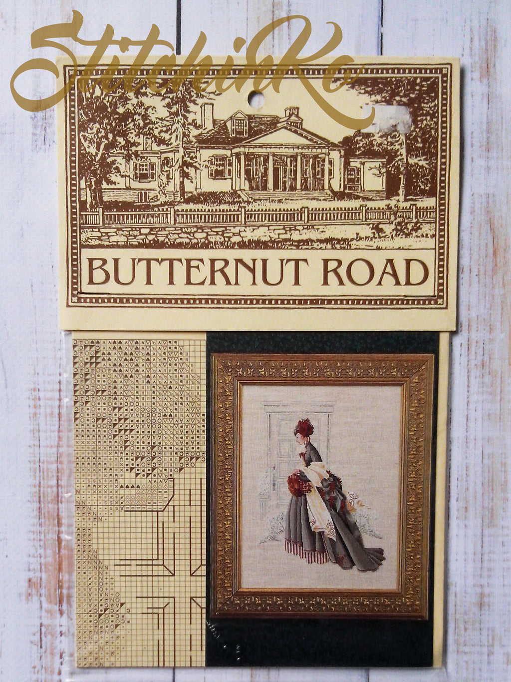 BR 3 ~ Christmas Visit ~ Butternut road