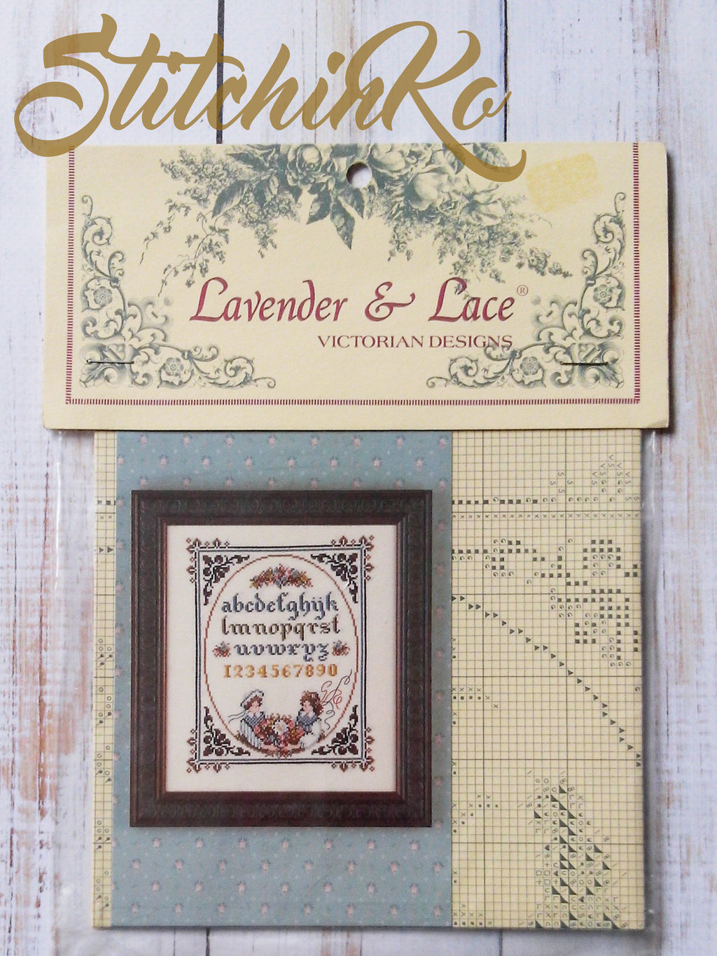 ~  LL1 ~ Serendipity ~ Lavender & Lace