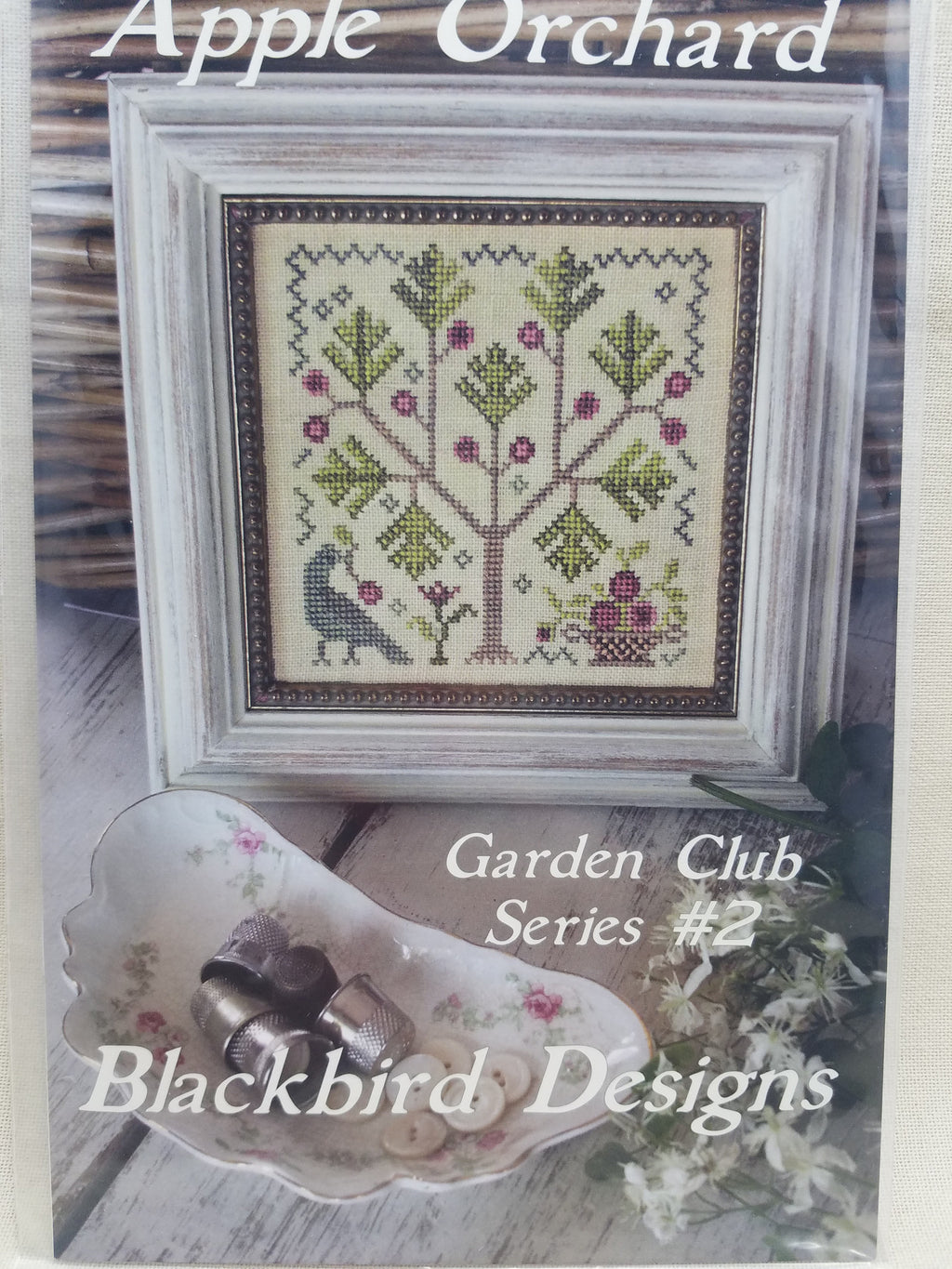 Garden Club Series #2 ~ Apple Orchard ~ Blackbird Designs