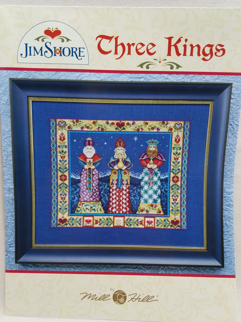 ~ Three Kings ~ Jim Shore