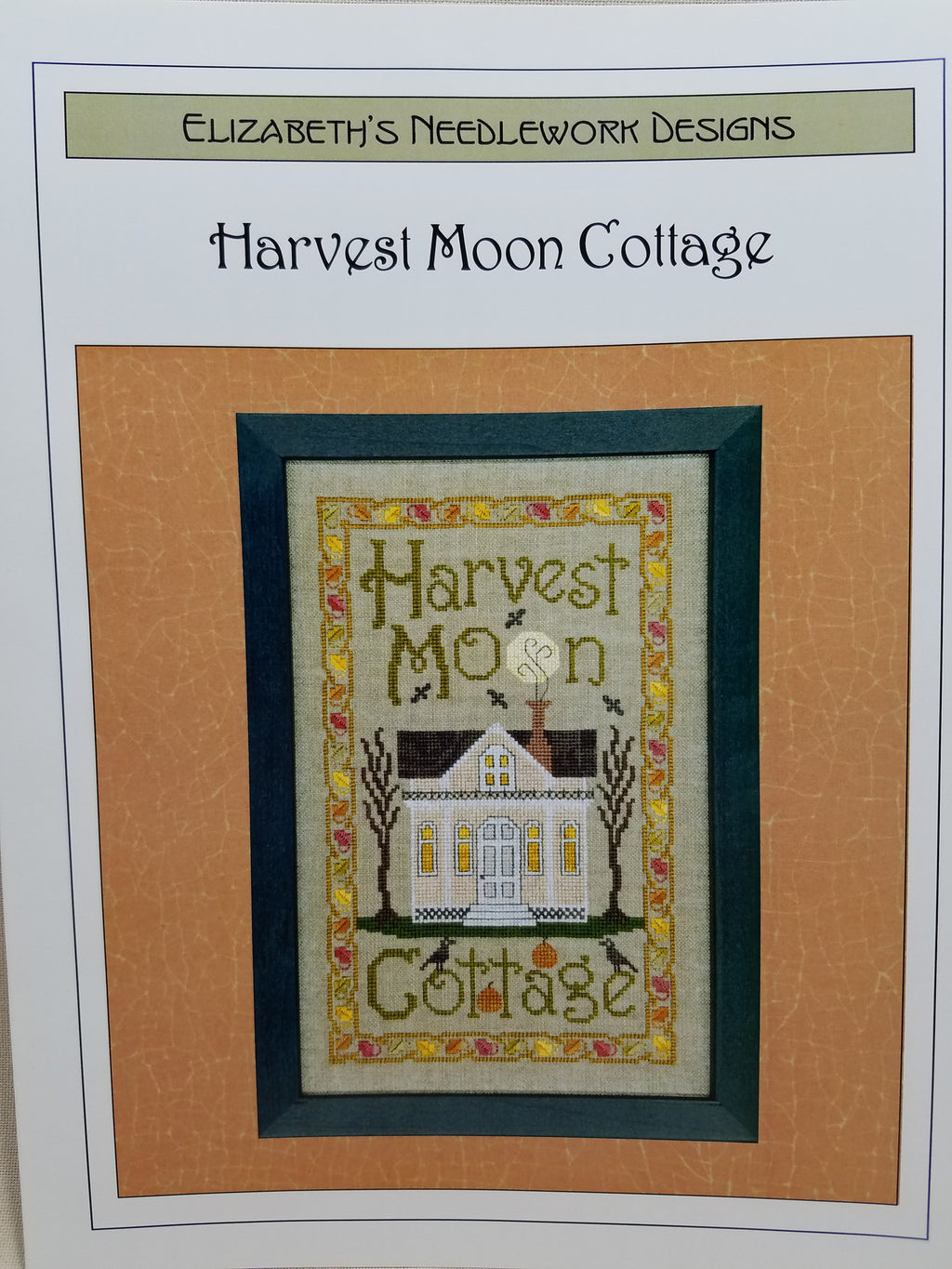 Harvest moon cottage ~ Elizabeth's Designs