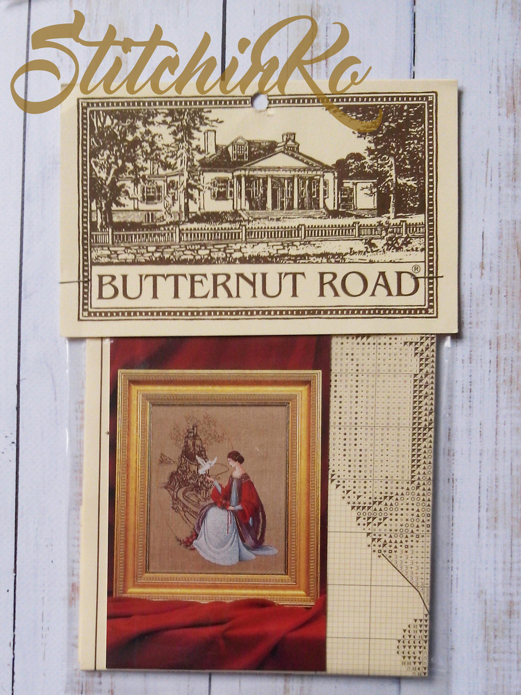 BR 8 ~ Once Upon a Time ~ Butternut road
