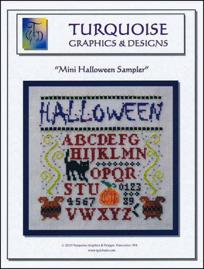 Mini Halloween Sampler