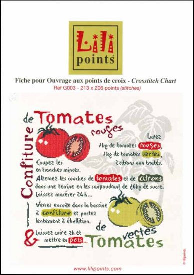 Tomates (Tomatoes) ~  LiliPoints