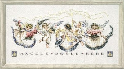~  MD25 ~ Angel Proclamation - Mirabilia