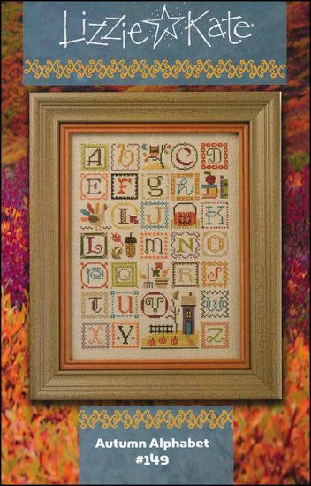 Autumn Alphabet~ Lizzie Kate