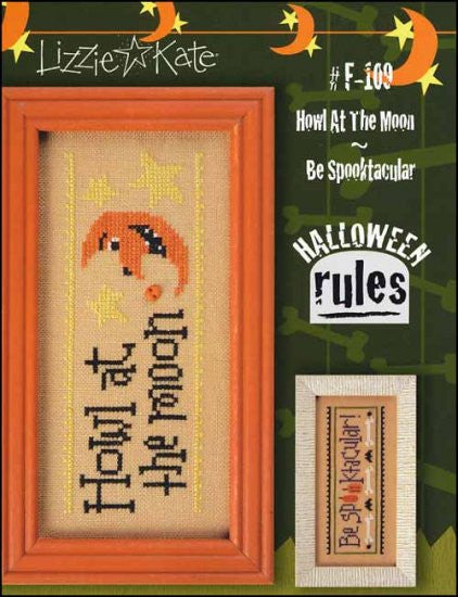Halloween Double Flip: Howl At The Moon / Be Spooktacular