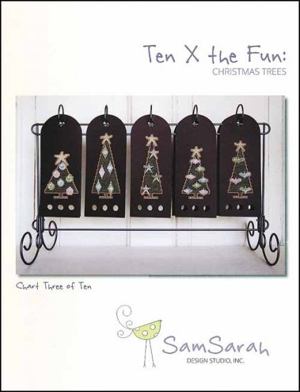 Ten X The Fun: Christmas Trees