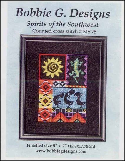 Spirits Of The Southwest