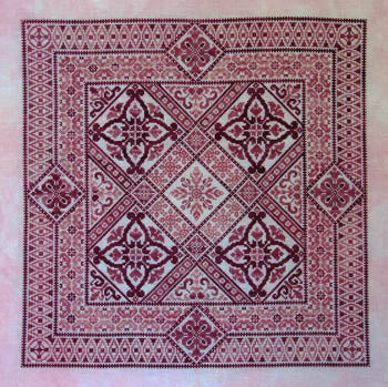 Shades Of Rose ~ Northern Expressions Needlework