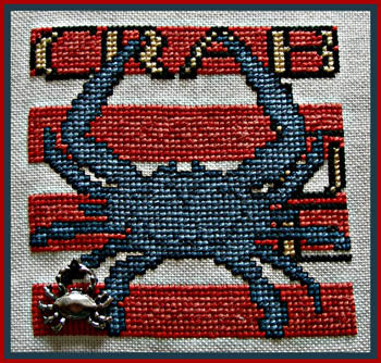 Wordplay - Blue Crab ~ Hinzeit
