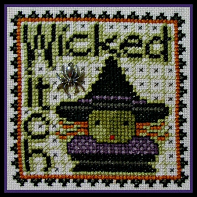 Wicked Witch - Word Play ~ Hinzeit