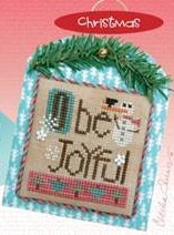 Merry Making Mini: O Be Joyful ~ Heart In Hand