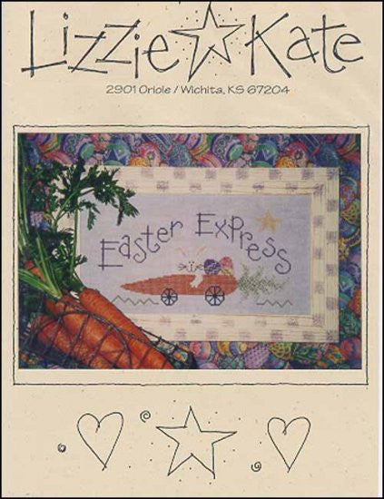 Easter Express ~ Lizzie Kate