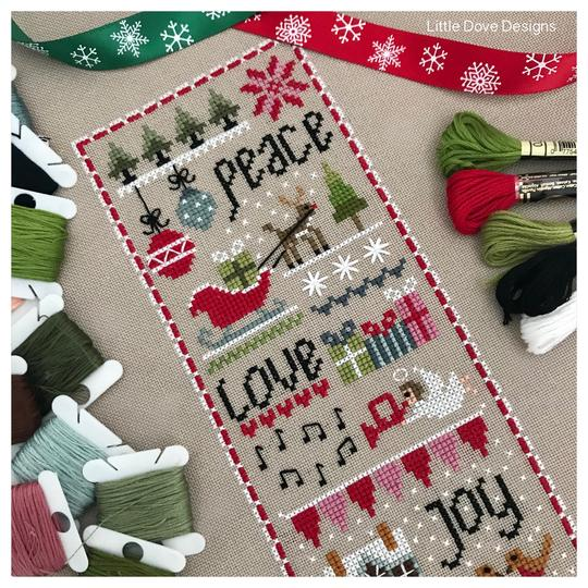 Christmas Wishes ~ Little Dove Designs