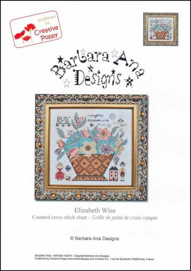 Elizabeth Wise ~ Barbara Ana Designs
