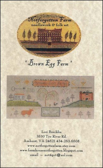 Brown Egg Farm