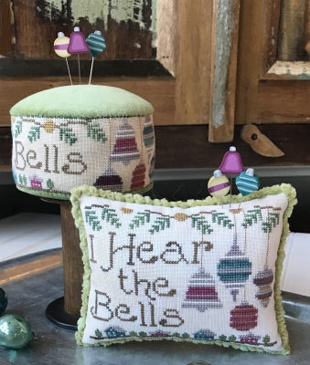 I Hear the Bells (5/6) - Around the Holidays (2 designs) ~  Hands On Design