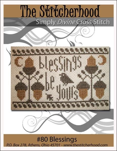 Blessings  ~ The Stitcherhood