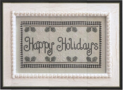 Happy Holidays ~ Country Cottage Needleworks