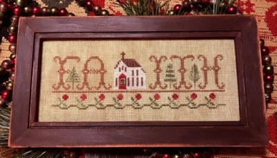 Joyous Faith - Merry Noel Collection~ Homespun Elegance