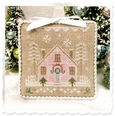Glitter House 2 - Glitter Village ~ Country Cottage Needleworks