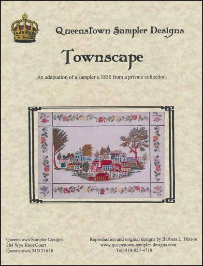 Townscape ~ Queenstown Sampler Designs
