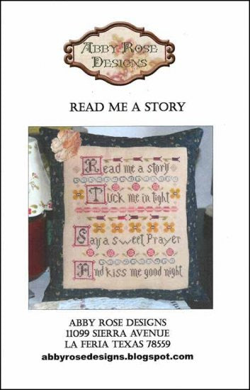 Read Me A Story ~ Abby Rose Designs