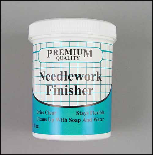 WIDE MOUTH CONTAINER, NEEDLEWORK FINISHER