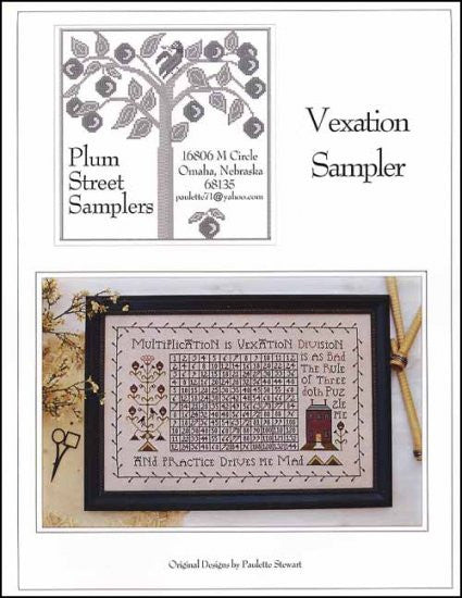 Vexation Sampler