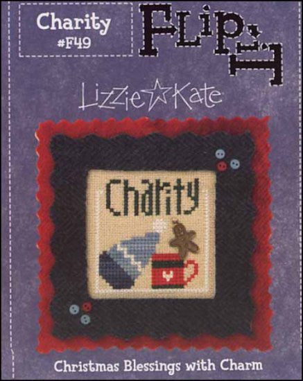 Flip It Christmas Blessings: Charity ~ Lizzie Kate