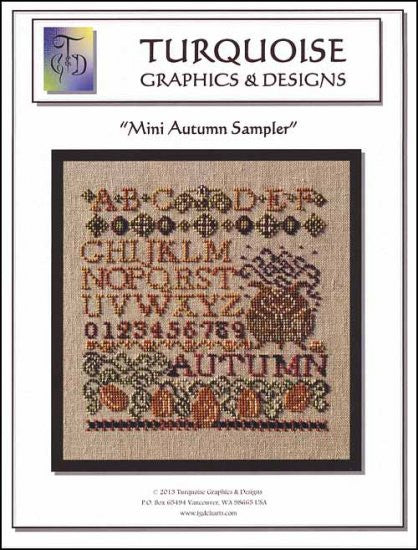 Mini Autumn Sampler
