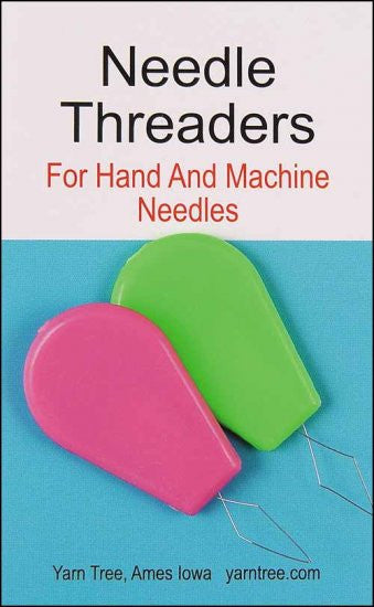 COLOR WIRE NEEDLE THREADERS