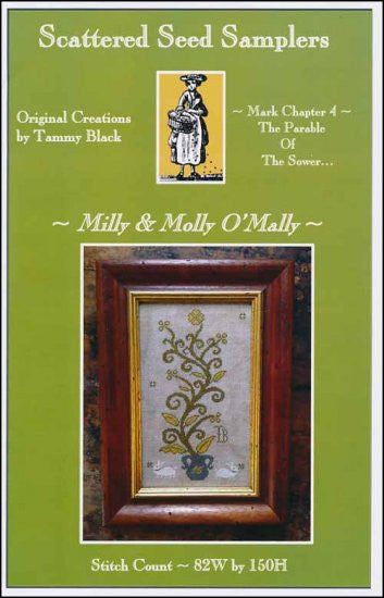 Milly & Molly O'Mally ~ Scattered Seed Samplers