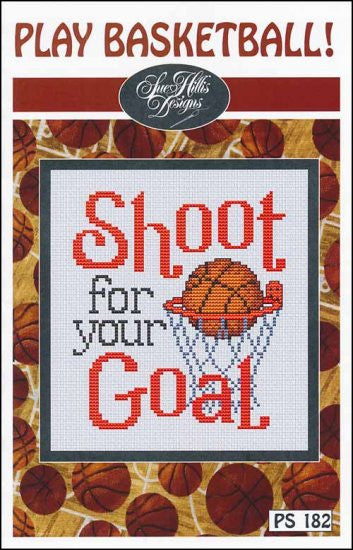 Play Basketball, Pack of 3 ~ Sue Hillis Designs