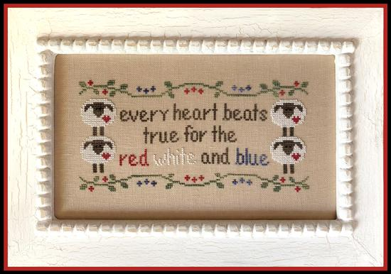 Every Heart ~ Country Cottage Needleworks