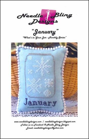 What's In Your Jar: January