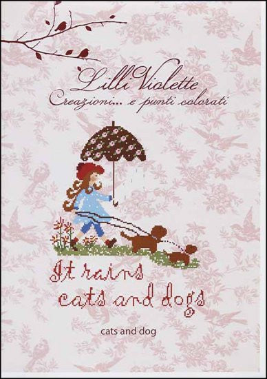 Cats And Dogs ~ Lilli Violette