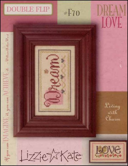 Double Flip: Dream / love ~ Lizzie Kate