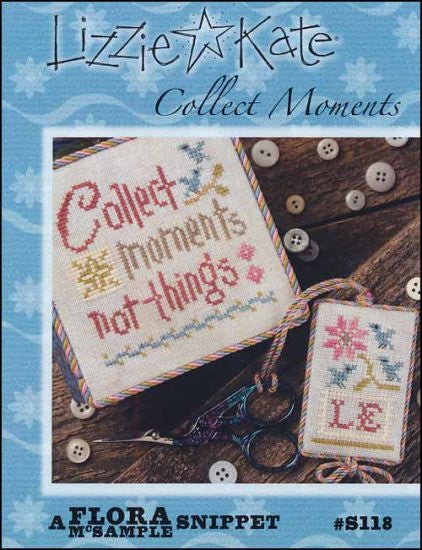 Flora McSample Snippet: Collect Moments ~ Lizzie Kate
